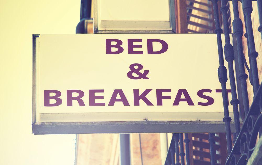 Skapa en Bed & Breakfast